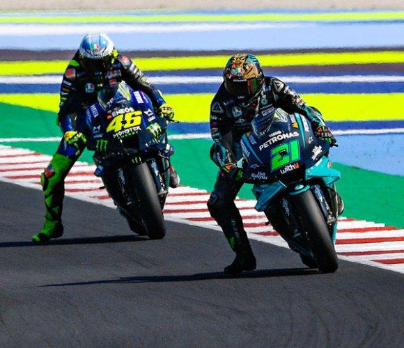 MotoGP: dal 22 al 24 ottobre il 2°appuntamento nella motor valley e riders' land
