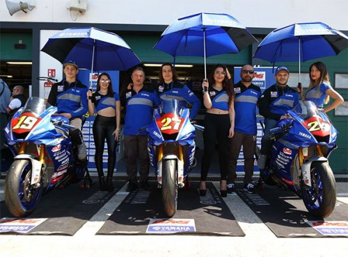 ELF CIV 2018 – Round 1 Misano  - ll bilancio del Gas Racing Team
