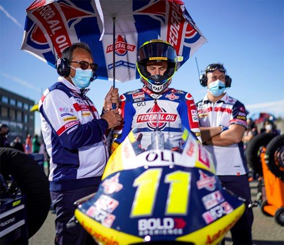 Altra Top 10 per Nicolò Bulega nel GP di Valencia