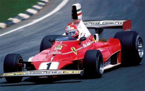 E' morto il 3 volte campione del mondo Niki Lauda