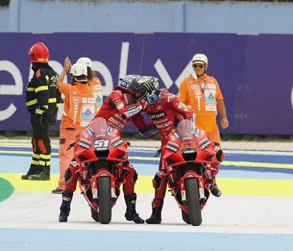 Trionfi italiani al Gran Premio Octo di San Marino e della Riviera di Rimini