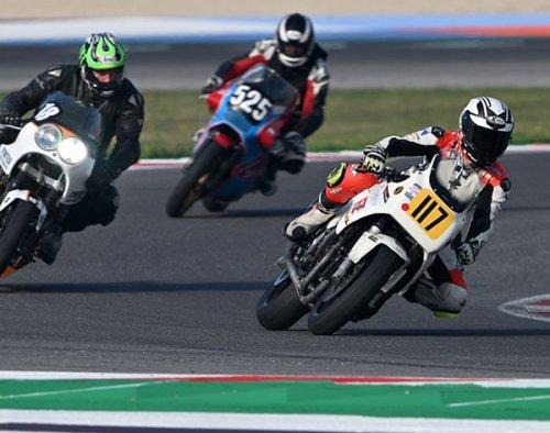 La storia del motociclismo torna in pista con il Misano Classic Weekend