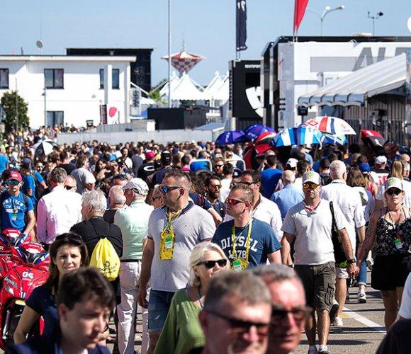 Gran premio Octo di San Marino e della Riviera di Rimini: i riflettori di tutto il mondo su misano world circuit