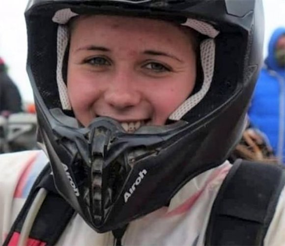 Tragico incidente di Sara Lenzi durante l'Italiano Raid TT in Sardegna