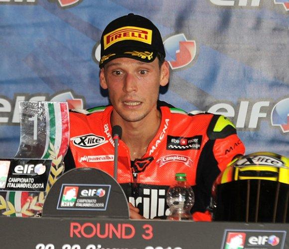 MotoGP, Savadori collaudatore Aprilia per il 2020