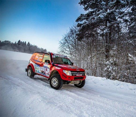 """Andrea Schiumarini """"la Baja Russia Northern Forest è una gara bellissima""""."""