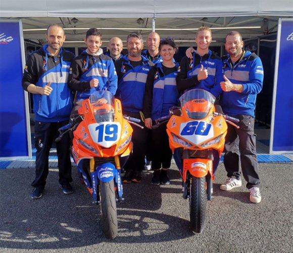 Mondiale Supersport 300 Magny-Cours: Il team Terra e Moto chiude la stagione nel WorldSSP300