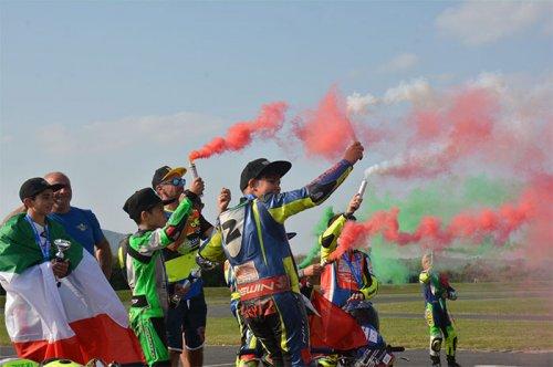 European Championship Mini Road Racing 2021