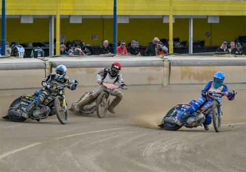 Semifinale Europeo Speedway a Coppie - L'Italia corre in casa