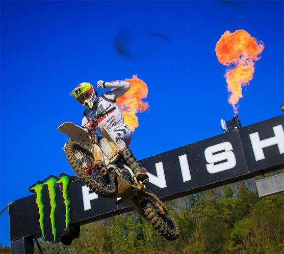 Fine settimana da incorniciare per i Pata Talenti Azzurri FMI del Motocross