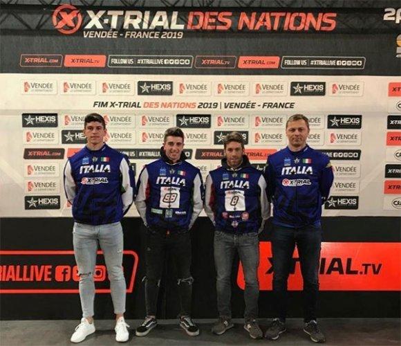Italia vicina al podio al Trial delle Nazioni Indoor