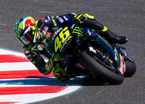 Valentino Rossi in MotoGP anche nel 2021