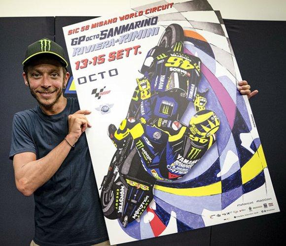 San Marino e Riviera di Rimini: sale la febbre della MotoGP