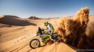 Dakar - Aggiornamento RT73 team