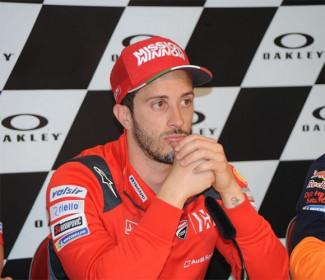 MotoGp, Dovizioso lascia l'ospedale: sarà pronto per la prima gara a Jerez