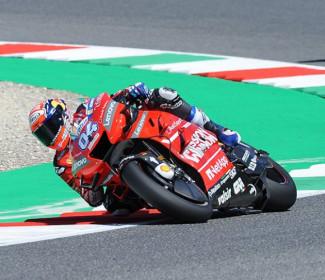 Andrea Dovizioso lascia la Ducati