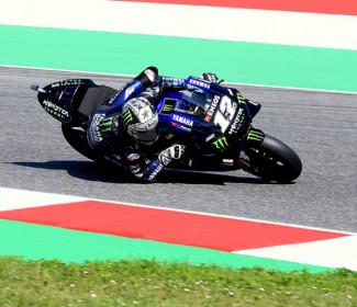 Moto GP Romagna 2020: Viñales in pole! Miller 2°, Quartararo 3°