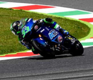 Moto2, titolo mondiale a al romagnolo Enea Bastianini