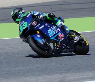 GP Austria - Moto2 - Bastianini quarto