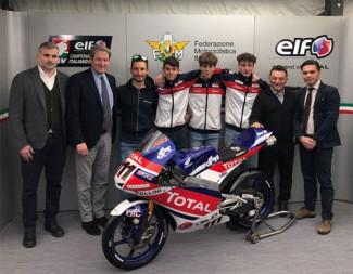 Il Junior Team Total Gresini si rinnova per il 2020