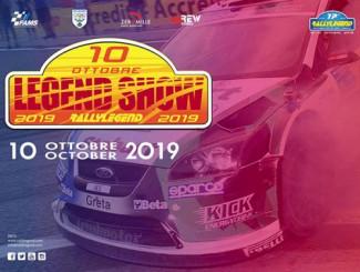 Il rally a Rallylegend 2019 entra nel vivo.