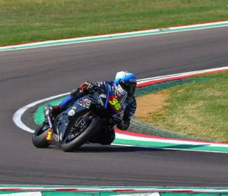 Moto, assegnati a Vallelunga gli ultimi titoli del CIV. Il riminese Gabellini brinda nella SS600