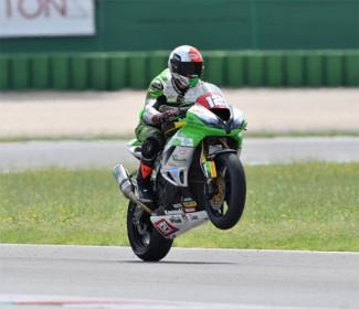 Green Speed alla Pirelli Cup al Mugello, prova bagnata ma comunque buona per Simone Saltarelli
