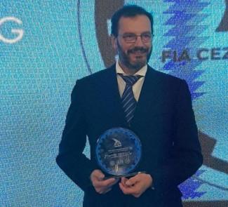 Giovanni Trincossi, nuovo Campione Europeo Autocross FIA CEZ nella Categoria SUPERBUGGY 2019 .