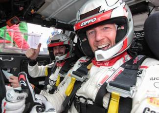 Il reggiano Zivian primo di categoria al rally di Sanremo