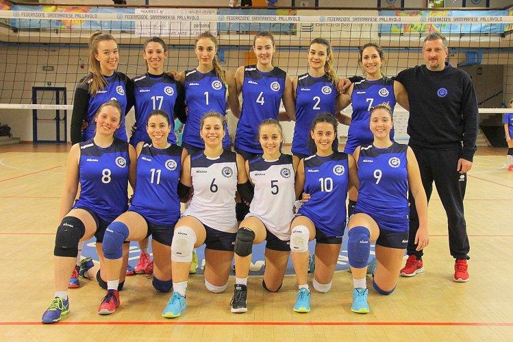 La nazionale sammarinese vince il quadrangolare di Serravalle