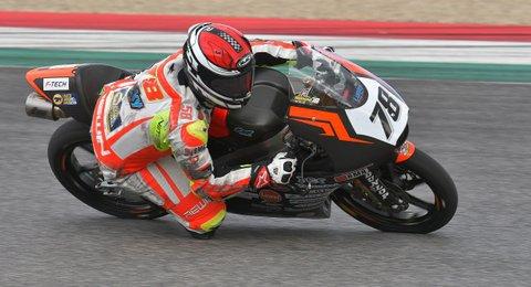 Andrea Raimondi nel weekend del 16/17 giugno a Cervesina (PV) per il 3zo round del Trofeo Motoestate