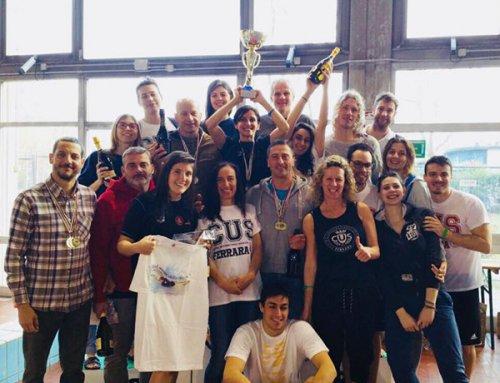 IV Trofeo Staffette, bene le ragazze del Cus Ferrara