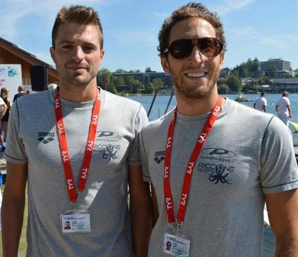 La sezione Nuoto Master della Polisportiva Riccione sugli scudi in Slovenia all'European Masters Championship Open Water LEN
