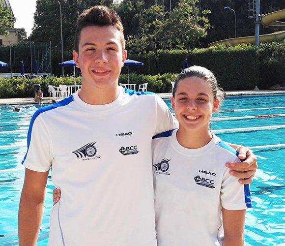 Ancora belle prestazioni dei giovani portacolori del Centro Sub Nuoto Faenza: