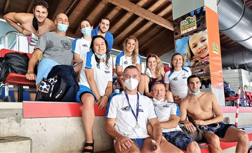 Centro Sub Nuoto Faenza: i nuotatori Master primeggiano in Emilia-Romagna