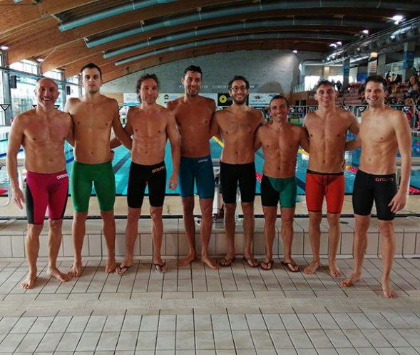 16° Trofeo Master Città di Riccione di alto livello con 815 atleti e 104 società