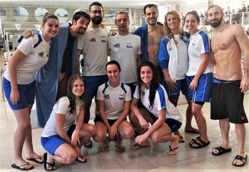 Centro Sub Nuoto Faenza: 6 vittorie per i nuotatori nella seconda gara stagionale a Bologna