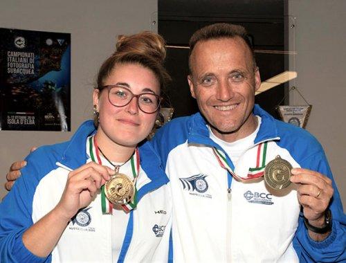 Centro Sub Nuoto Faenza: terzo posto a squadre per i fotosub ai Campionati italiani all'Isola d'Elba;