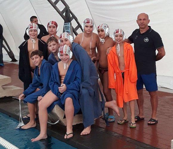 Under 12 e Aquagol, quante soddisfazioni per la Pallanuoto Polisportiva Riccione