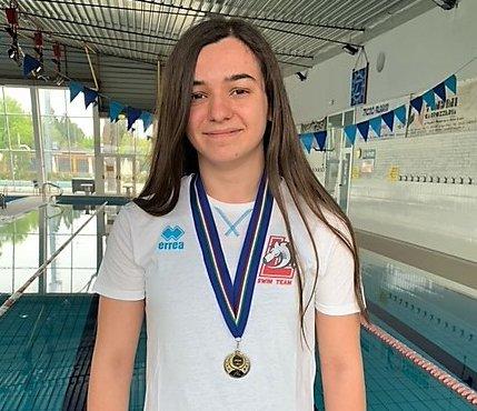 Swim team Lugo in evidenza a Riccione nelle finali regionali di categoria