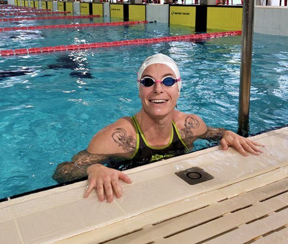 Campionati italiani assoluti di nuoto:  la parmigiana Elisa Bassi in gara