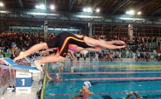 Week-end di grande nuoto allo Stadio del Nuoto di Riccione