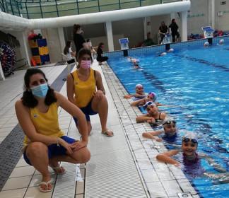 Esordio agonistico per la sezione Nuoto Sincronizzato della Polisportiva Riccione