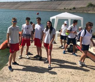 Quattro ragazzi del Cus Bologna hanno preso parte alla terza tappa di Coppa Italia di nuoto pinnato