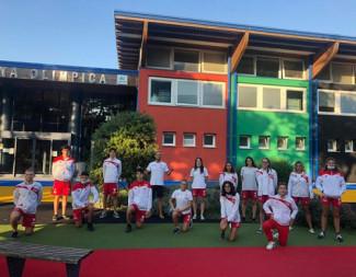Nuoto Pinnato - i ragazzi dell'Alma Mater Studiorum hanno dato spettacolo a Lignano