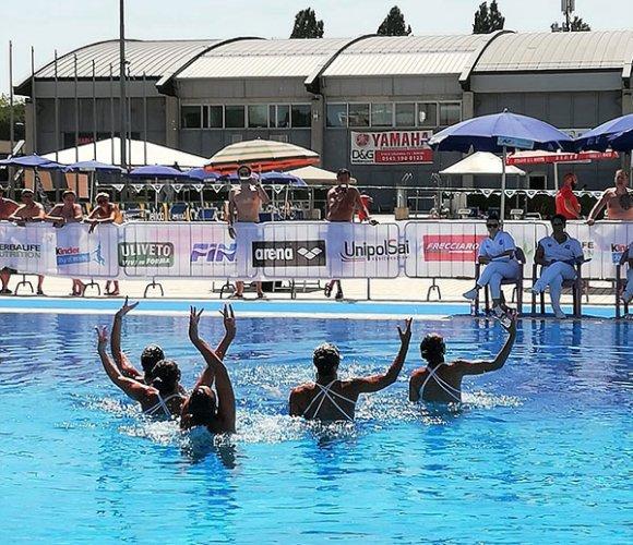 La Polisportiva Riccione continua a fare il pieno di atleti allo Stadio del Nuoto