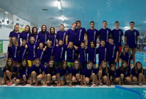A Innsbruck prova di forza del Centro Nuoto Copparo