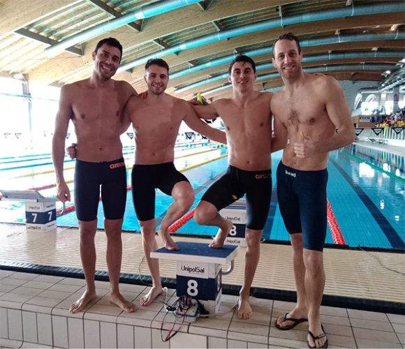 """La Virtus Buonconvento vince il 15° Trofeo di Nuoto Master """"Città di Riccione"""""""