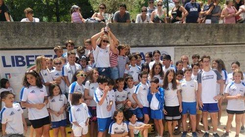 Centro Sub Nuoto Faenza: successi e posizioni da podio ai Campionati Libertas