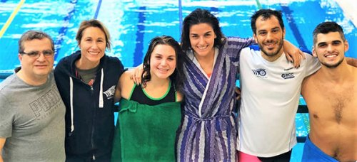 Centro Sub Nuoto Faenza: ricco bottino dei nuotatori Master a Bologna,